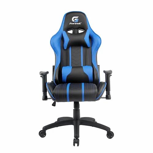 Cadeira Gamer Fortrek Black Hawk Preta com Azul