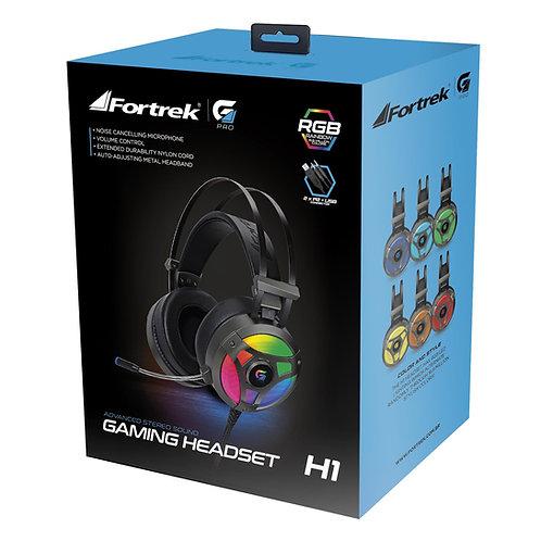 Headsets Gamer Fortrek H1 RGB