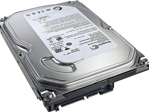 HD Seagate 500g