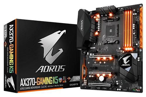 Placa mãe Gygabite AMD AX370