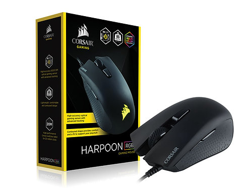 Mouse Gamer Corsair 6000DPI Color