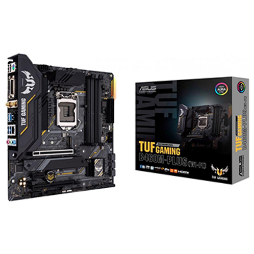 Placa Mãe Intel Asus B460M-Plus Tuf Gaming DDR4 LGA 1200 10° Geraçao