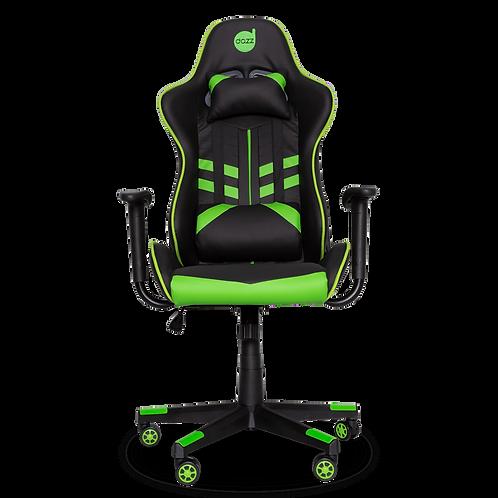 Cadeira Gamer Prime-X Dazz Preta/Verde