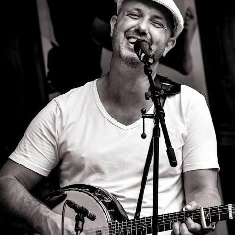 Robert Jan gitaar