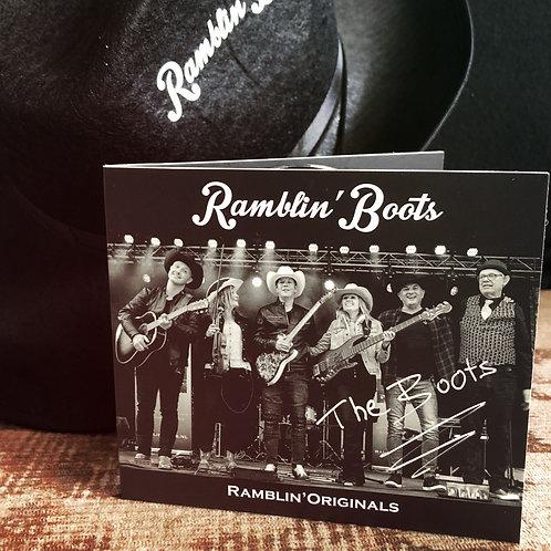 NEW ALBUM - RAMBLIN' ORIGINALS