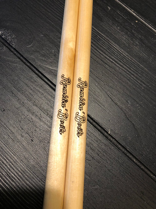 Ramblin' Boots drumstokken / Drumsticks