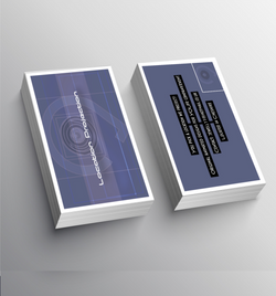 Location Projection Business cards