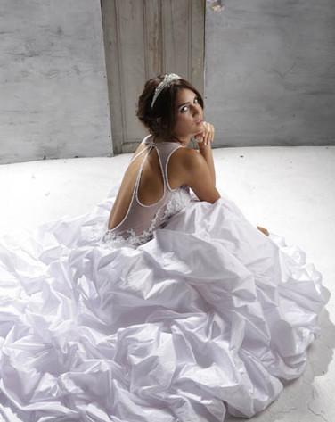 Vestido de Novia o 15 Años, Clotilde
