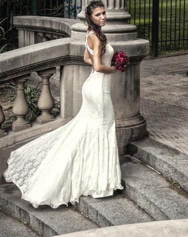 Vestido de Novia, Cecilia