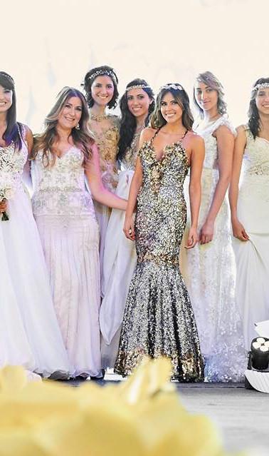 Desfile Latinoamérica - Palacio San Migu