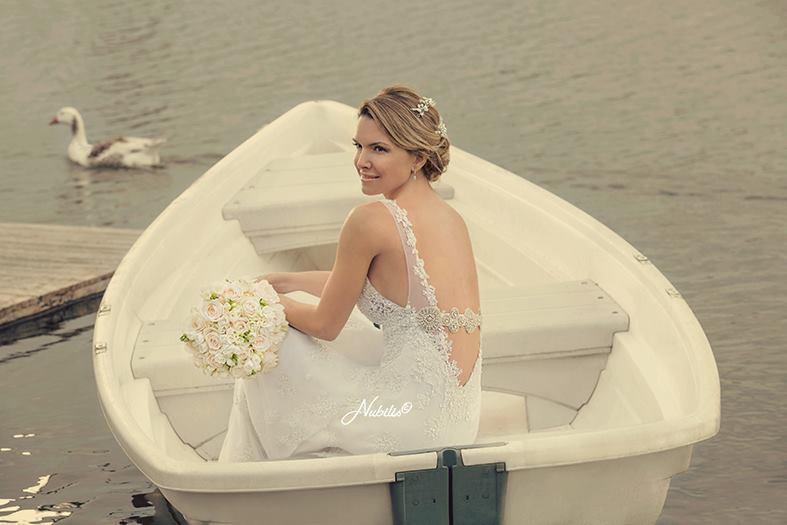 21d77513a Vestido de Novia - diseño Sofia
