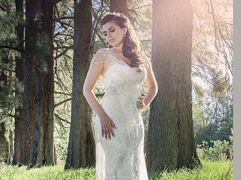 Vestido de Novia - diseño Dubai
