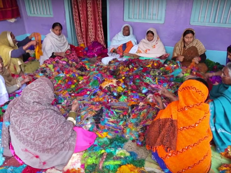 This company knits together its socially conscious objectives beautifully.
