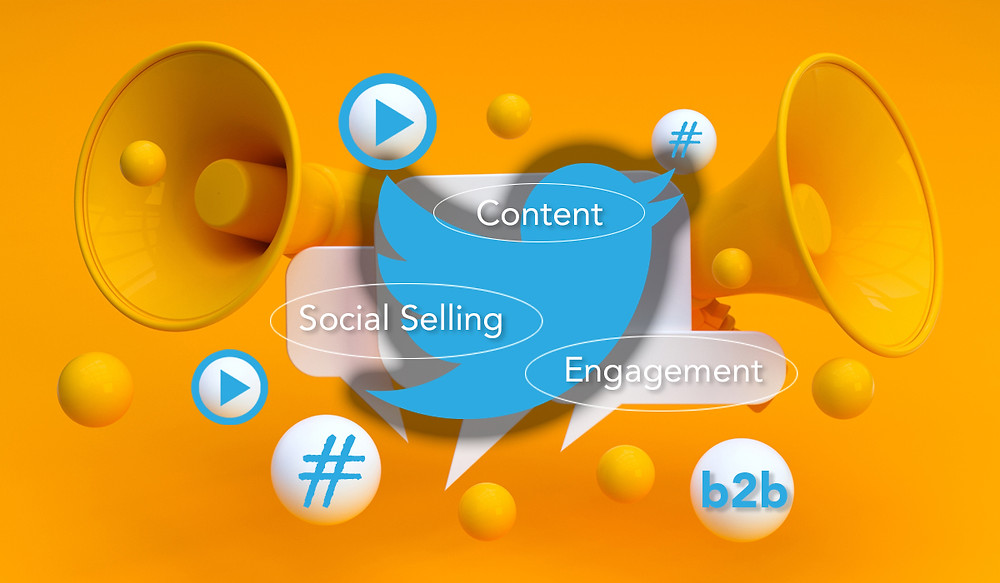 social selling on twitter