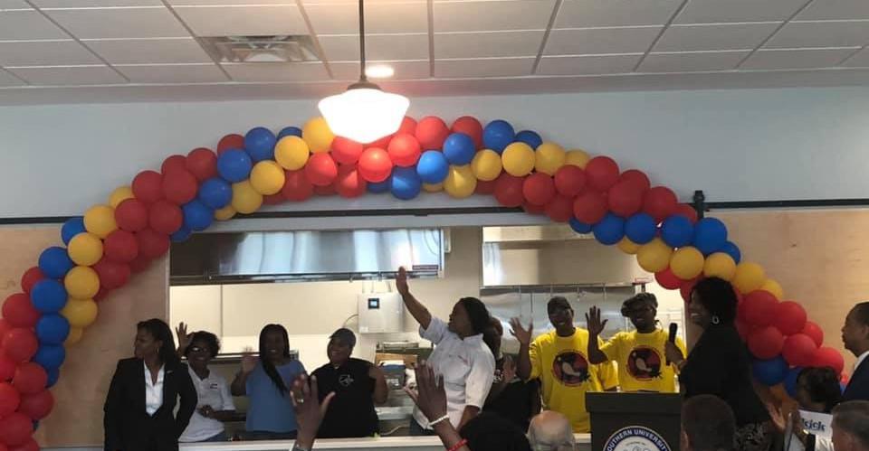 Kitchen Incubator Grand Opening