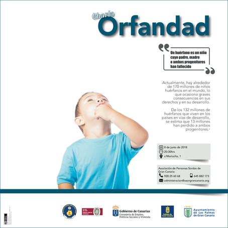 Charla sobre Orfandad