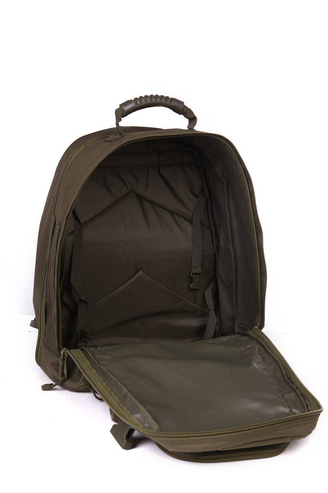 tactical backpack large main compartment