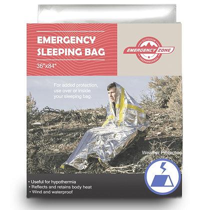 Emergency Sleeping Bag - 2 pack