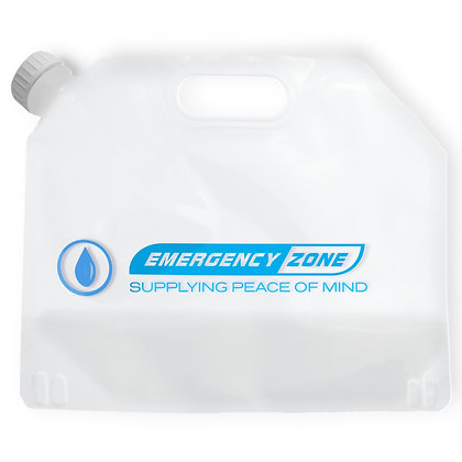 4 Liter Water Pouch