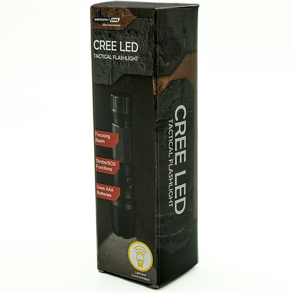 CREE Tactical Flashlight