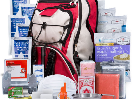 What is A 72-Hour Survival Kit?