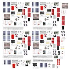 Office/School/Community - 100 Person Emergency Kit
