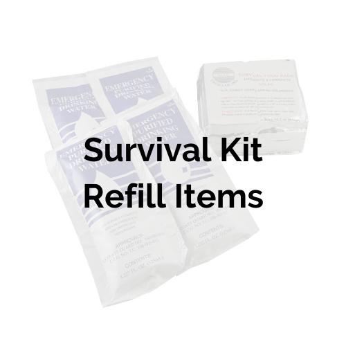 refill items