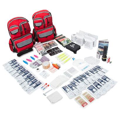 Family Prep Survival Kit - 4 Person