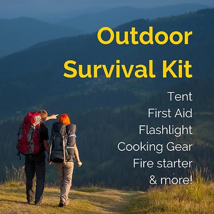 Outdoor Survival Starter Kit