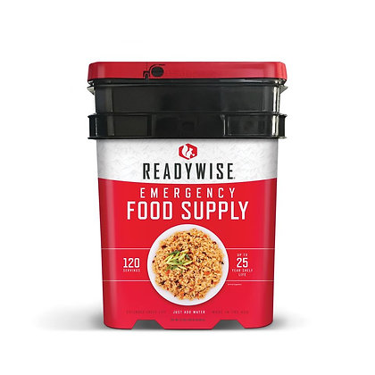 120 Serving Grab & Go Bucket (Entree Only)