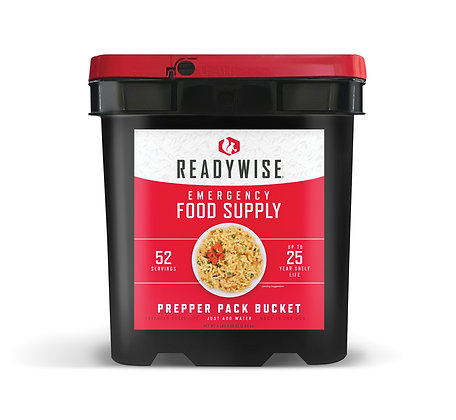 Emergency Food Supply - 52 Serving