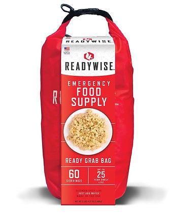 7 Day Emergency Dry Bag - 60 Servings