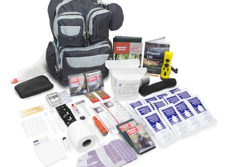 Urban Survival Bug-out Bag Contents