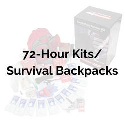 72hr survival kit