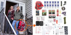 complete backpack kit