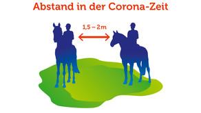 Ausreiten in Corona Zeiten