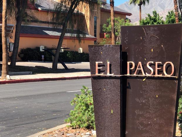 El Paseo Plaza