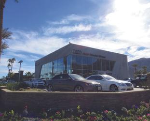 Audi Dealership Rancho Mirage