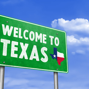 Welcome to the Lone Star State!