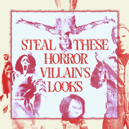 Steal These Horror Villain's Looks