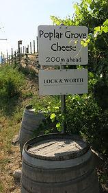 Poplar Grove Cheese, Artisan Cheese, Naramata Bench Cheese