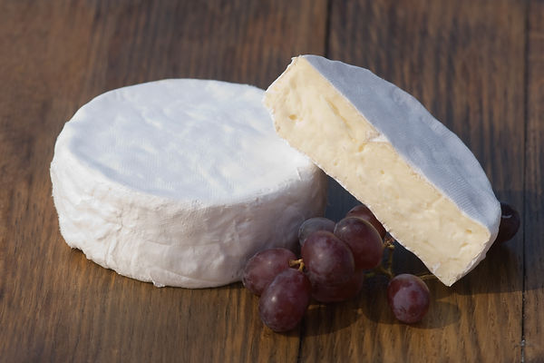 Camembert Cheese by Poplar Grove Cheese, Naramata Bench Cheese