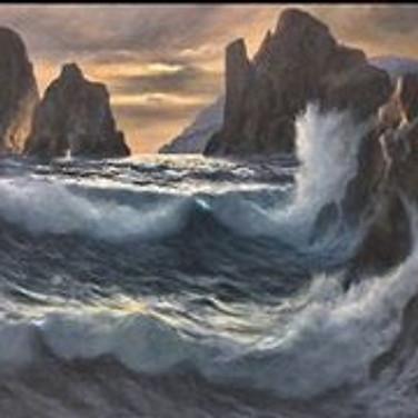 Faraglioni di Capri - Maurice Ravel, Jeux d'eau, Georges Cziffra
