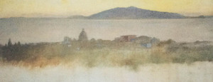 Charles Carly Coleman tela del 1900
