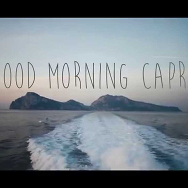 Good Morning Capri - Short Film