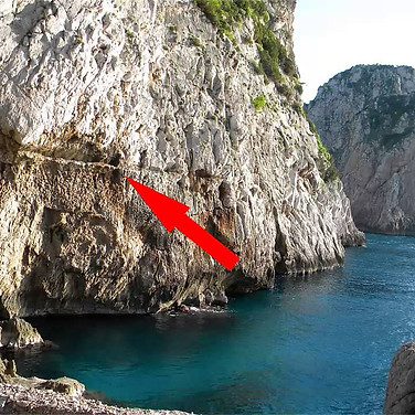 Faraglioni Capri — Art and Geologhy