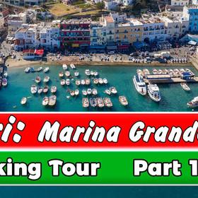 Capri: Marina Grande Walking Tour