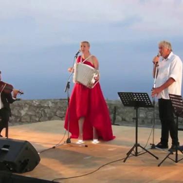 CAPRI SONGS - Nicole Renaud & Mario Bindi, with presentation Renato Esposito