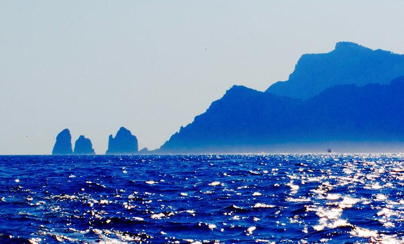 Capri, I Faraglioni, The Southern Coast of Capri