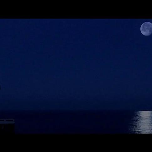 Capri 2012 - L'ultima luna - The last moon
